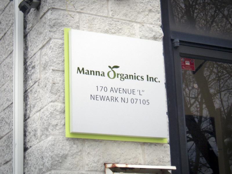 Manna Organics INC